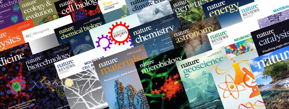 Nature Research (Publishing) | LinkedIn