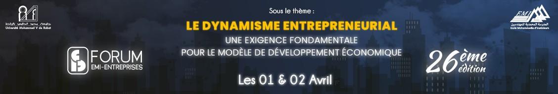 """Résultat de recherche d'images pour """"Les activités de la 26ème édition du Forum EMI-Entreprises"""""""""""