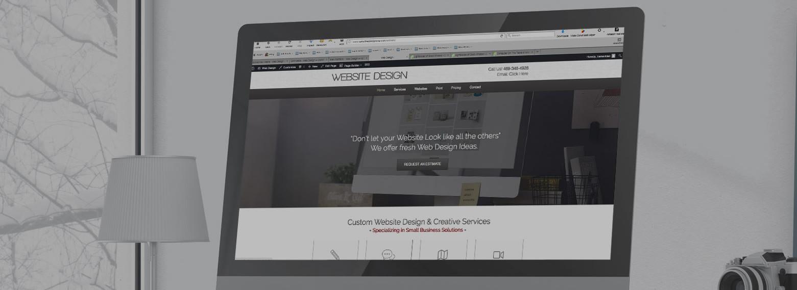 Websites Design Linkedin