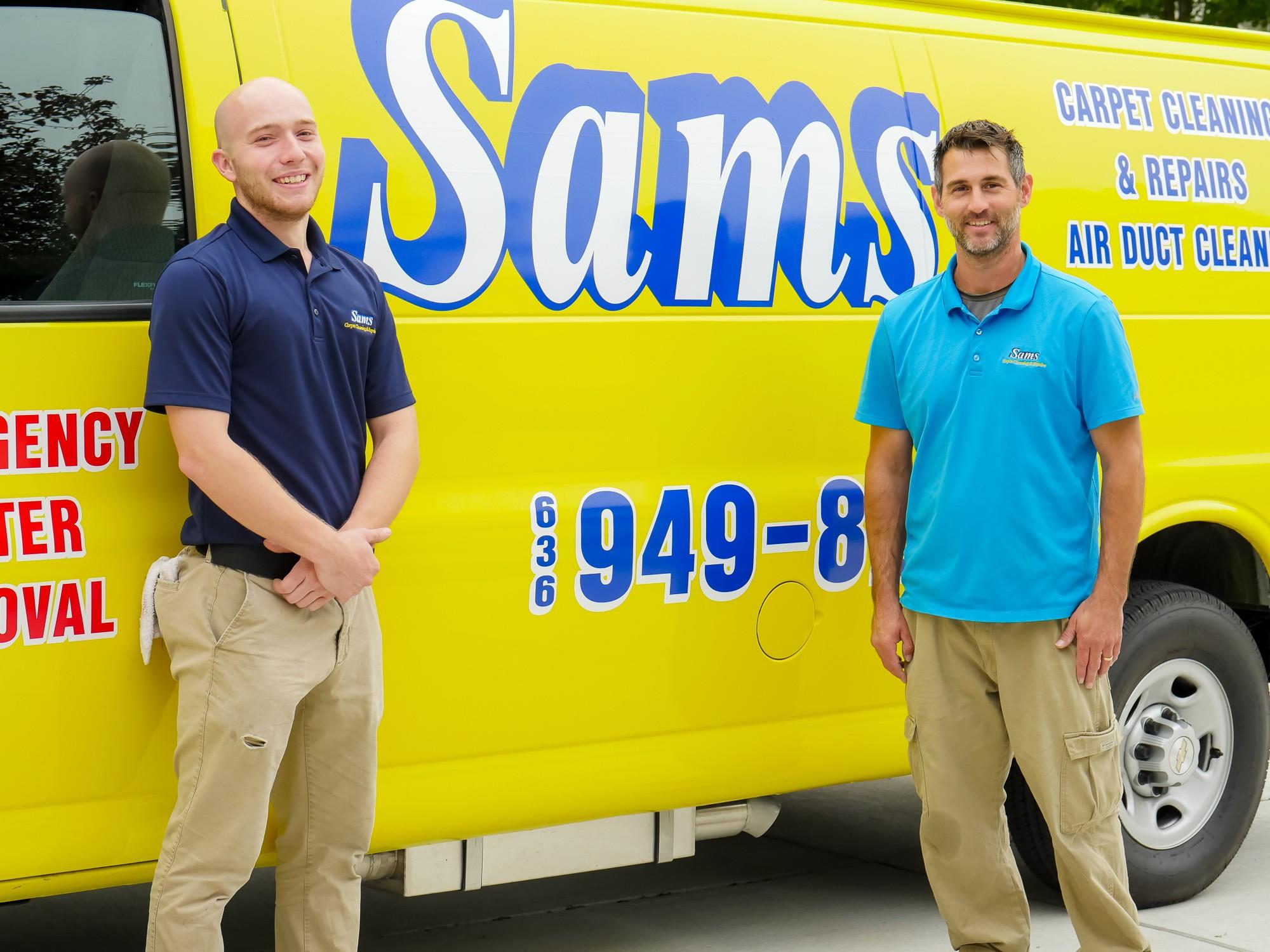 Sams Carpet Cleaning & Repairs   LinkedIn