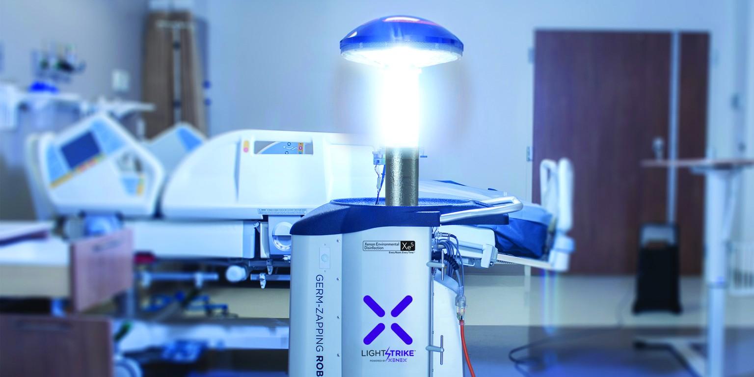 Xenex Disinfection Services | LinkedIn