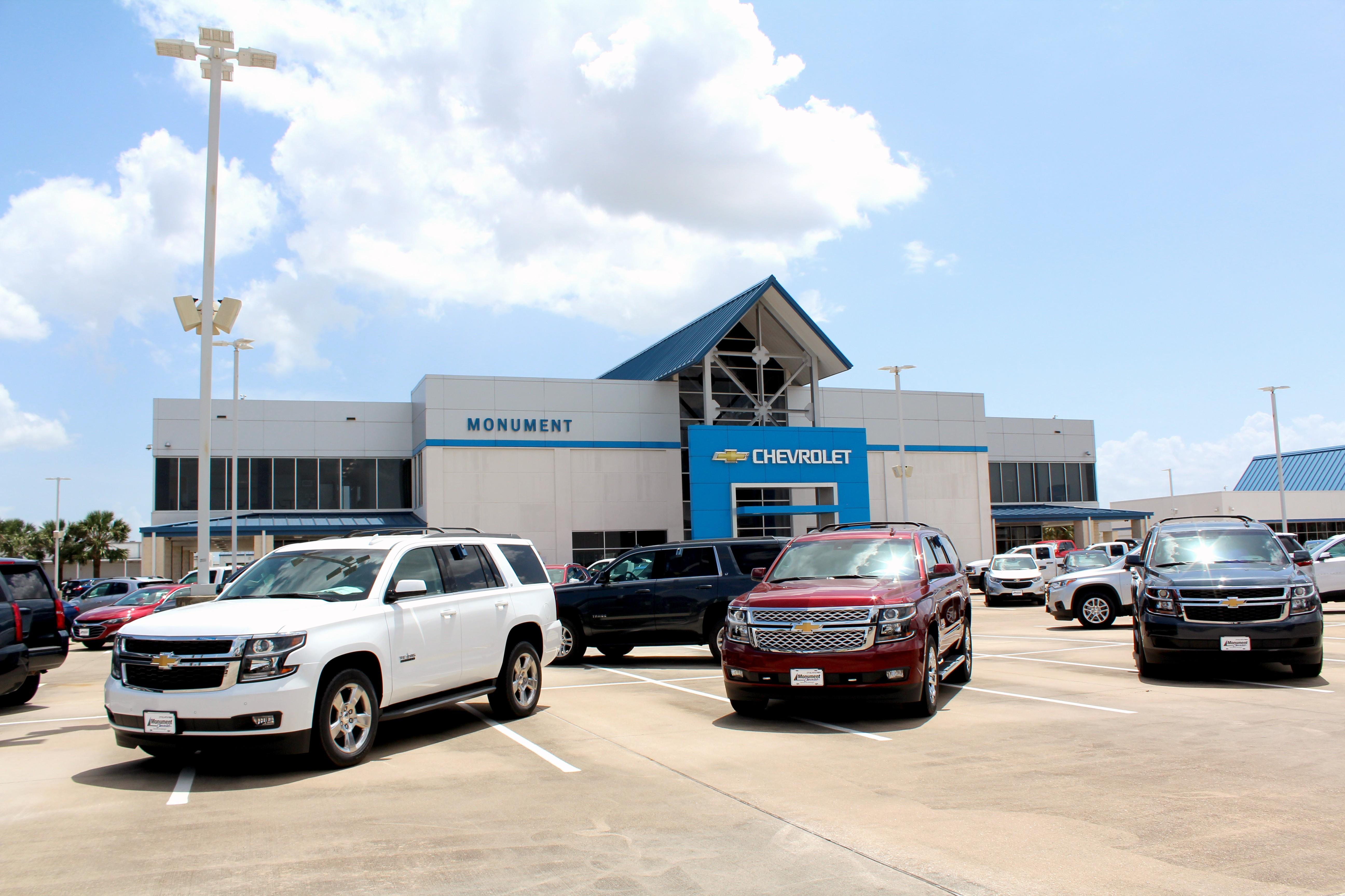Monument Chevrolet Linkedin