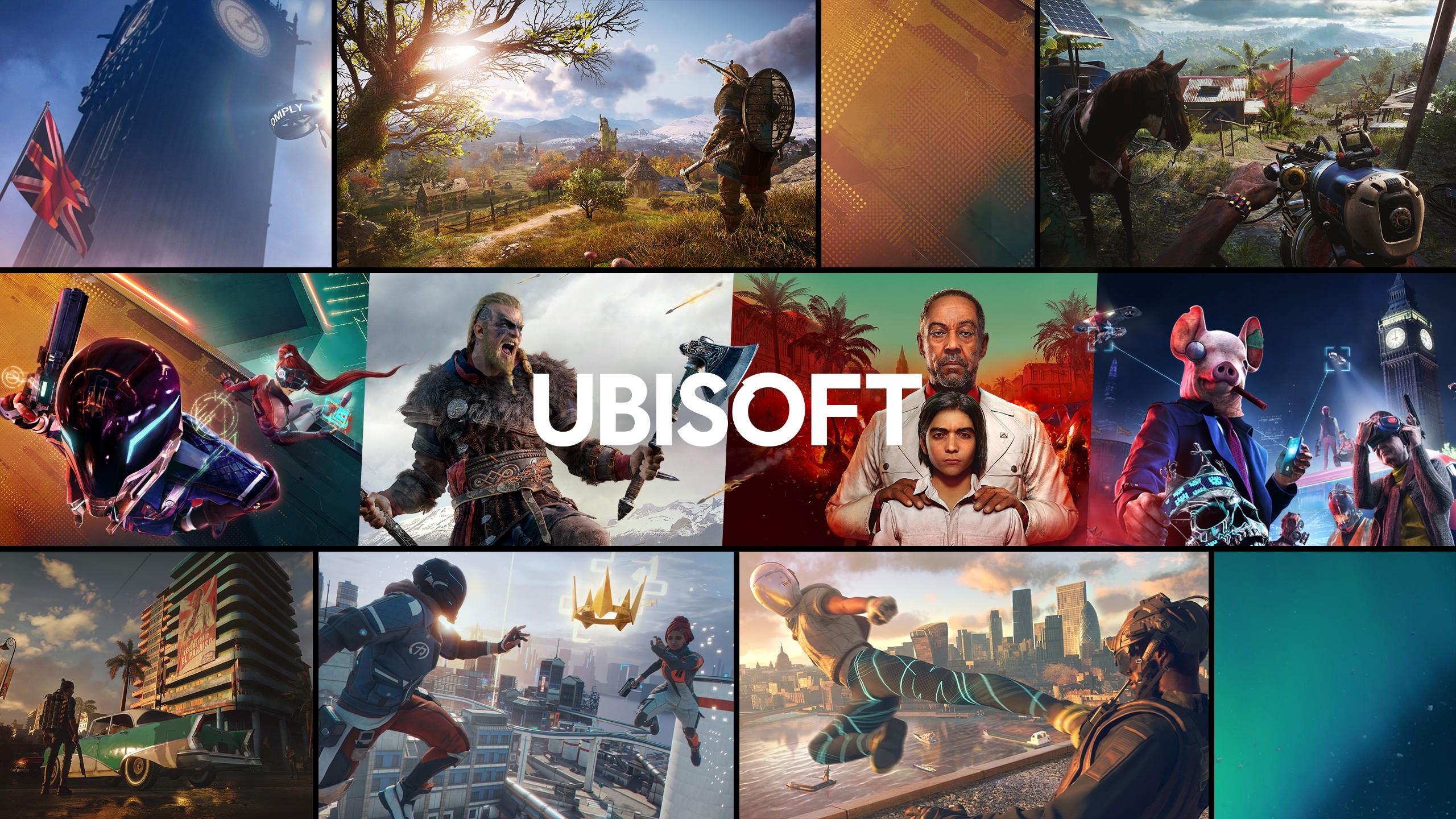 Image result for Ubisoft games