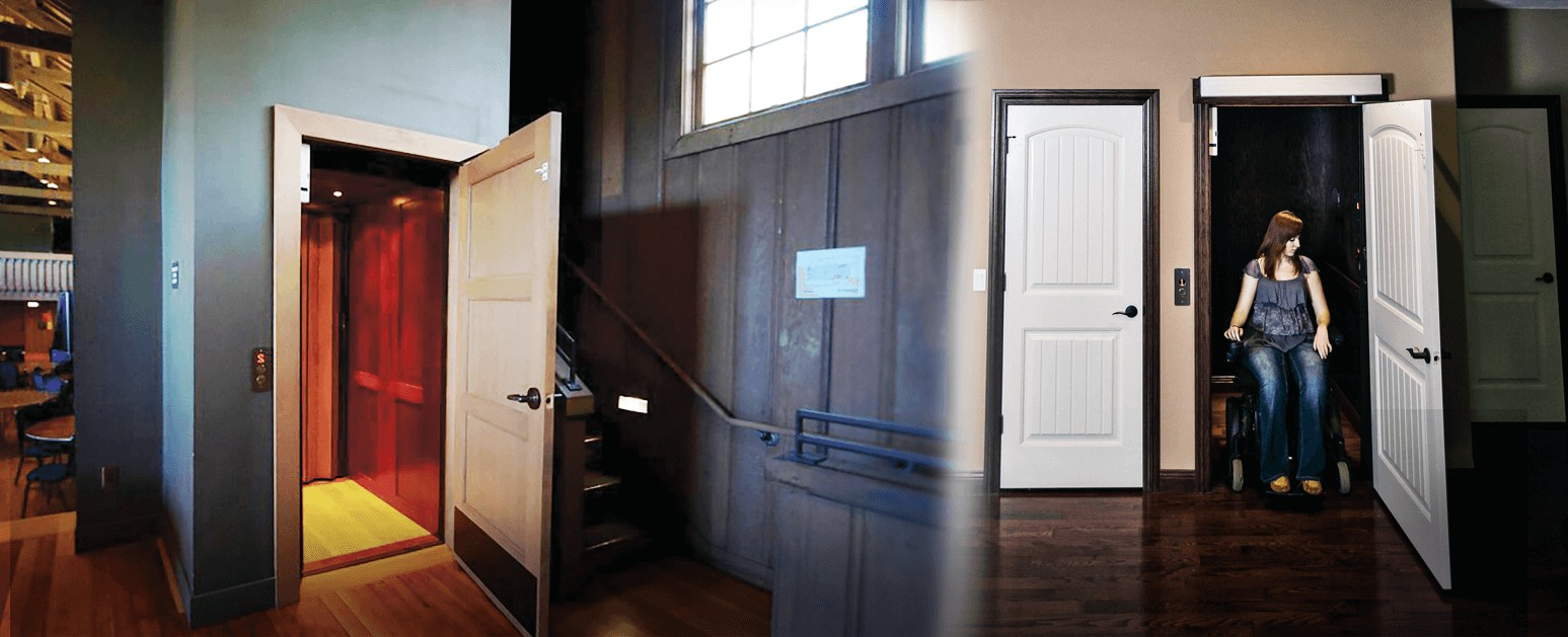 Ark Wood Elevator country home elevator & stair lifts | linkedin