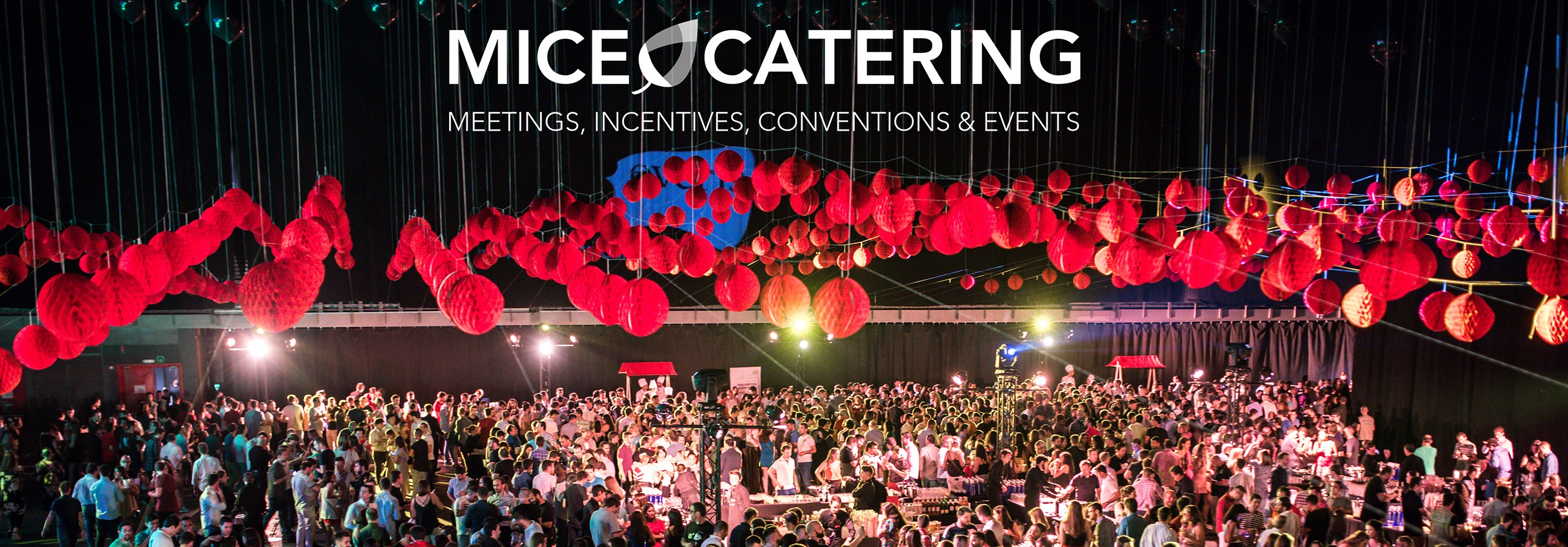 MICE CATERING especialistas en eventos presenciales y virtuales ...