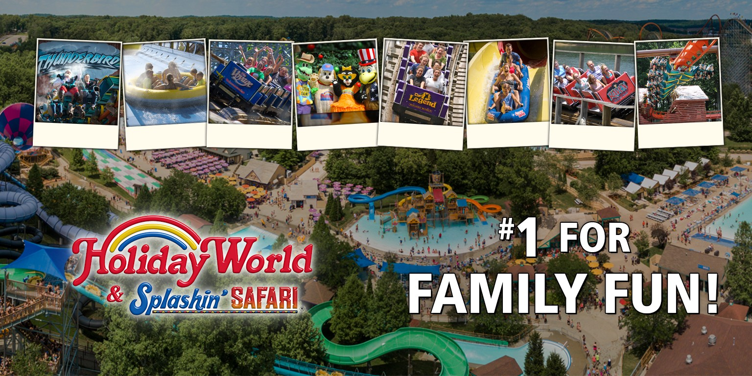 Holiday World & Splashin' Safari | LinkedIn