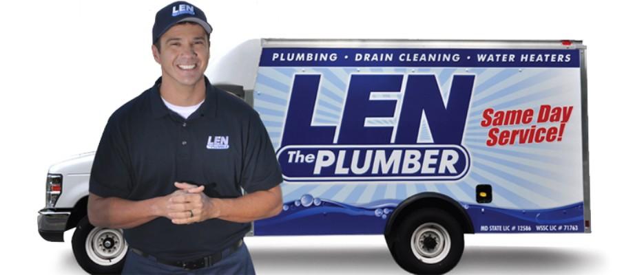 Len The Plumber Linkedin