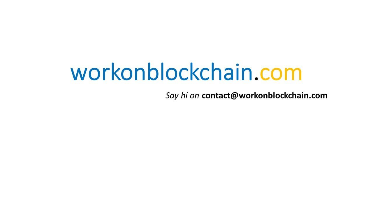 Crypto slack channels