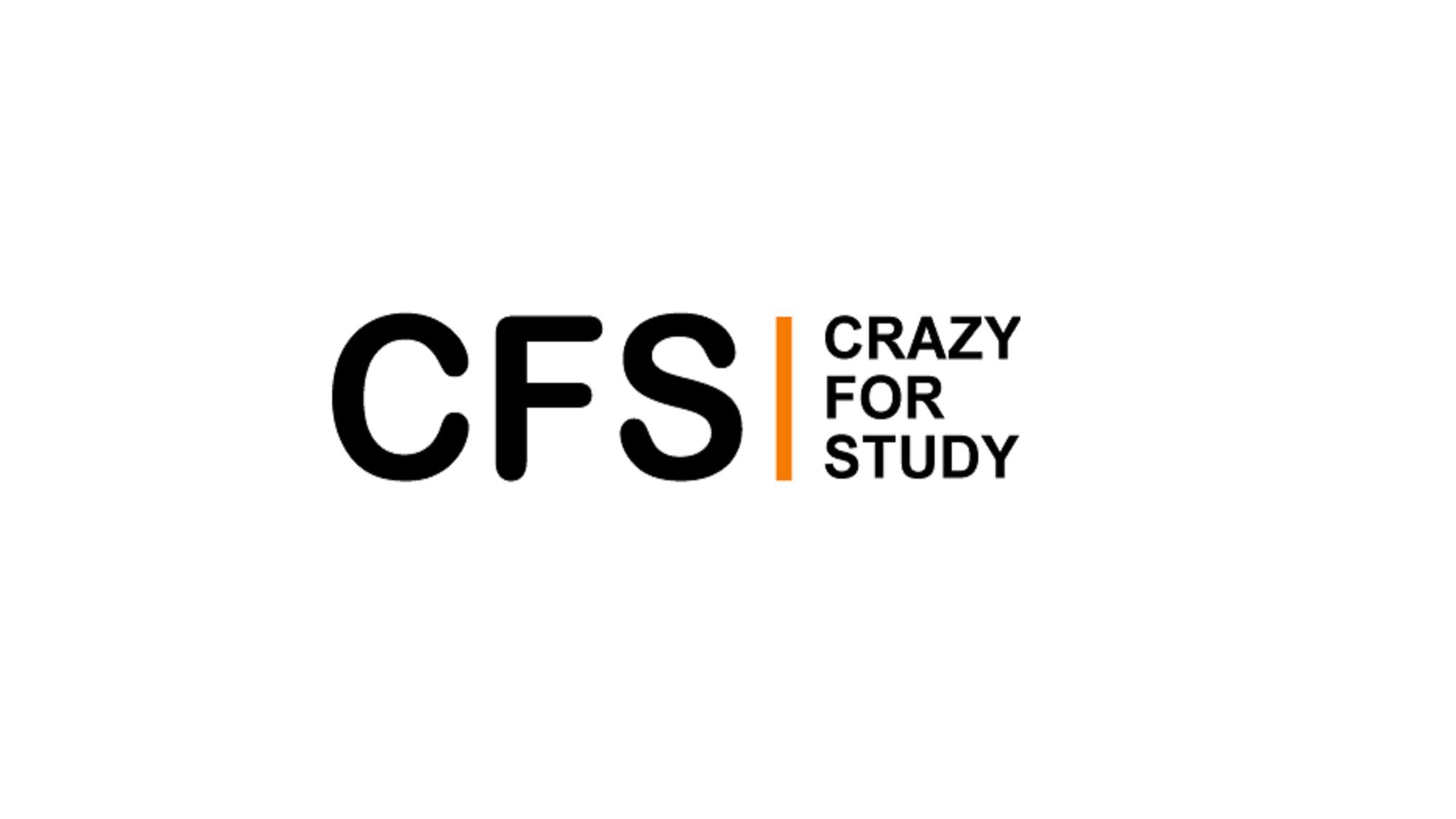 CRAZY FOR STUDY