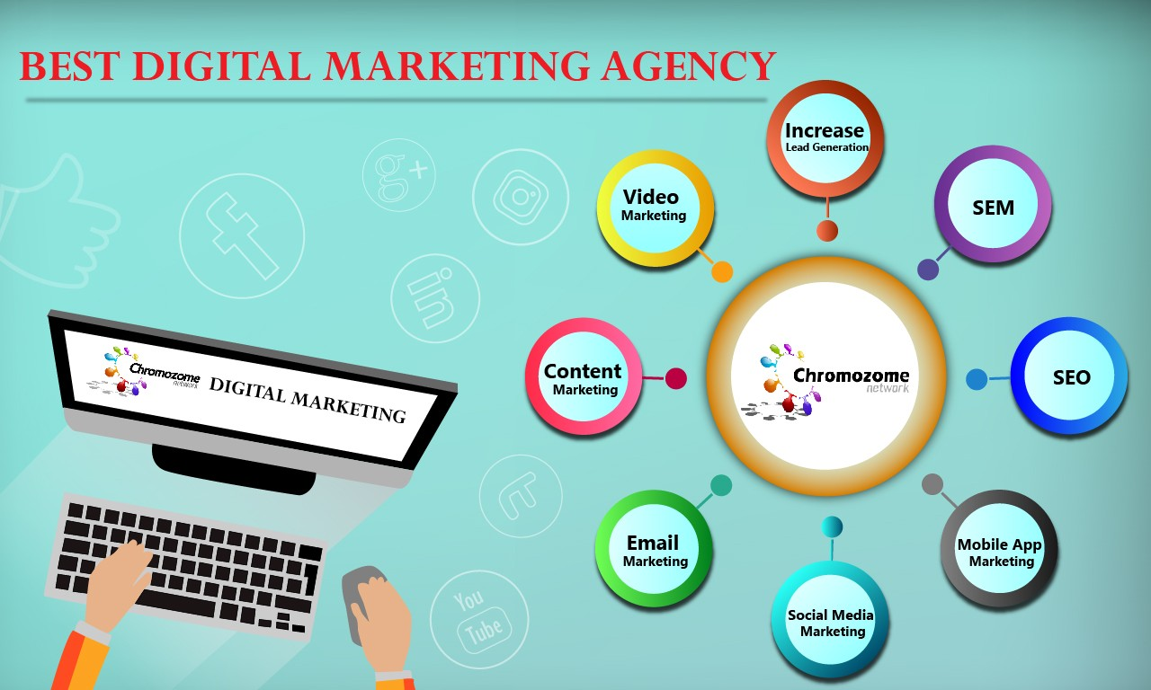 Chromozome Digital Marketing Agency | LinkedIn