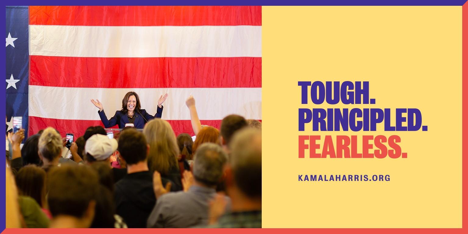Kamala Harris For The People Linkedin