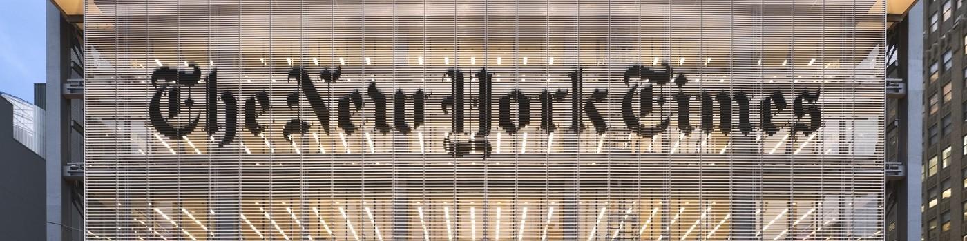 The New York Times Linkedin