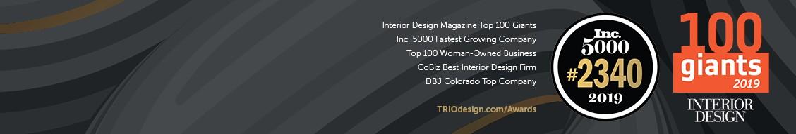 interior design magazine top 100 giants 2019