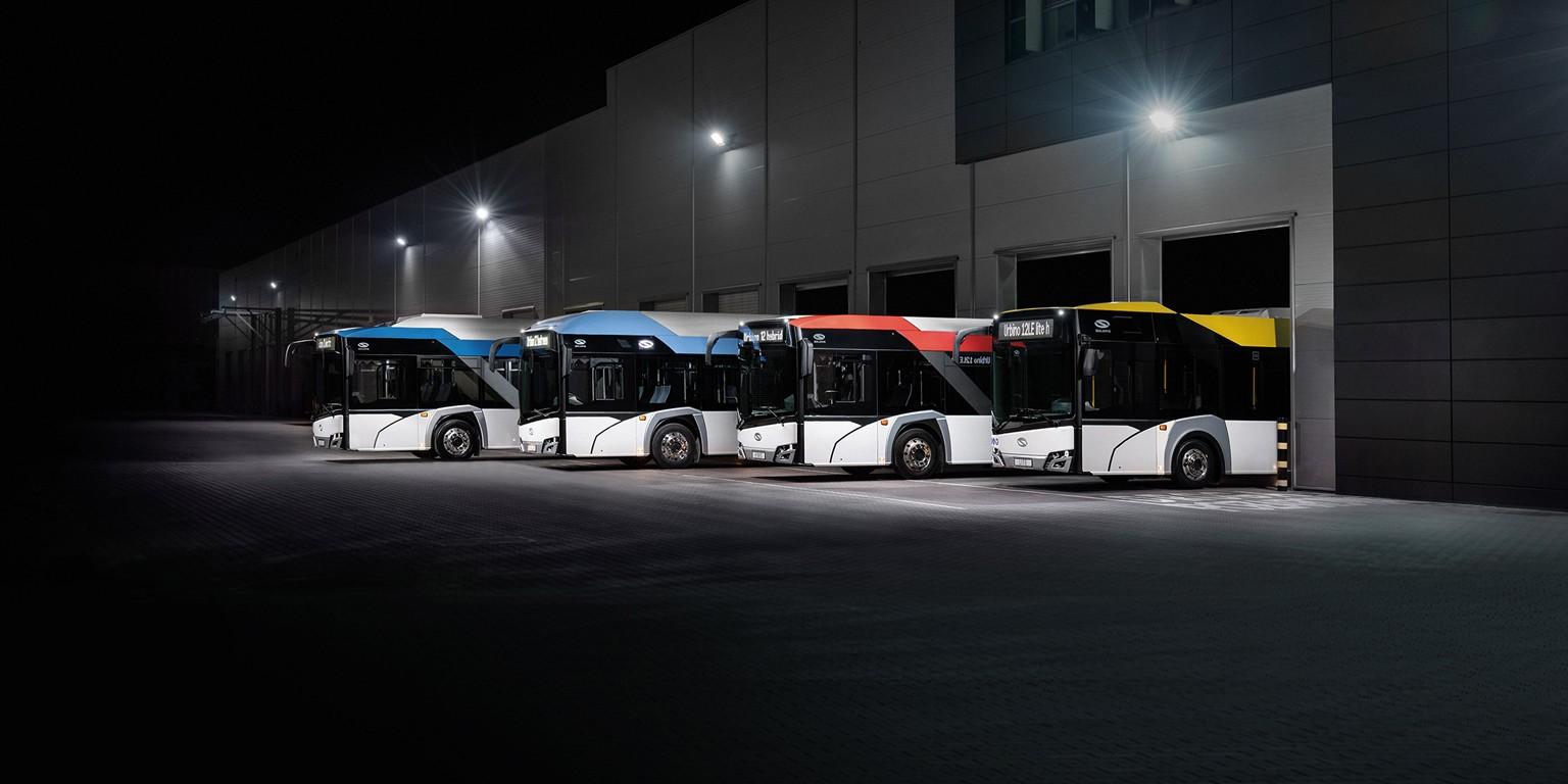 Solaris Bus Coach Linkedin