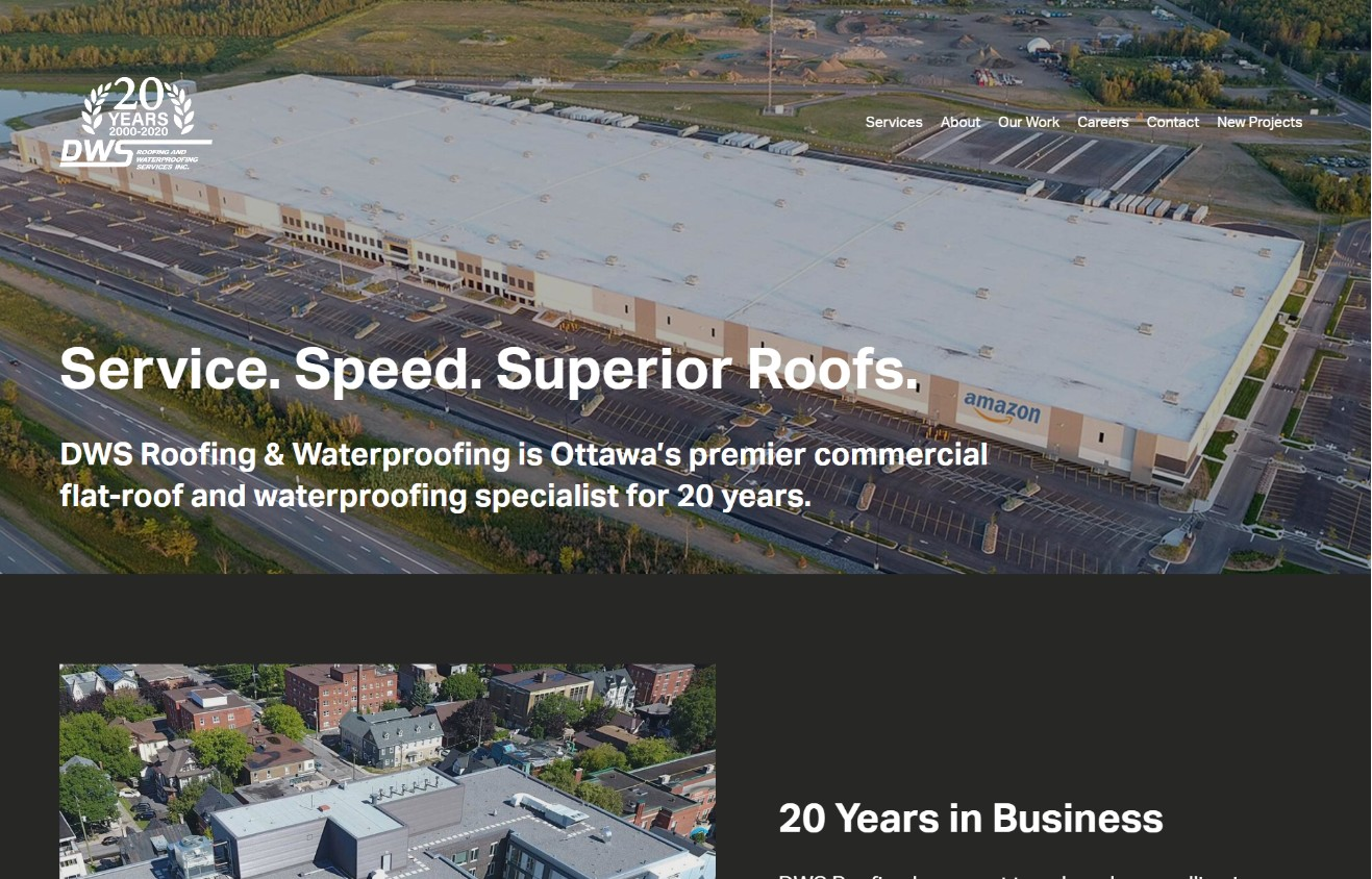 Dws Roofing And Waterproofing Services Inc Linkedin
