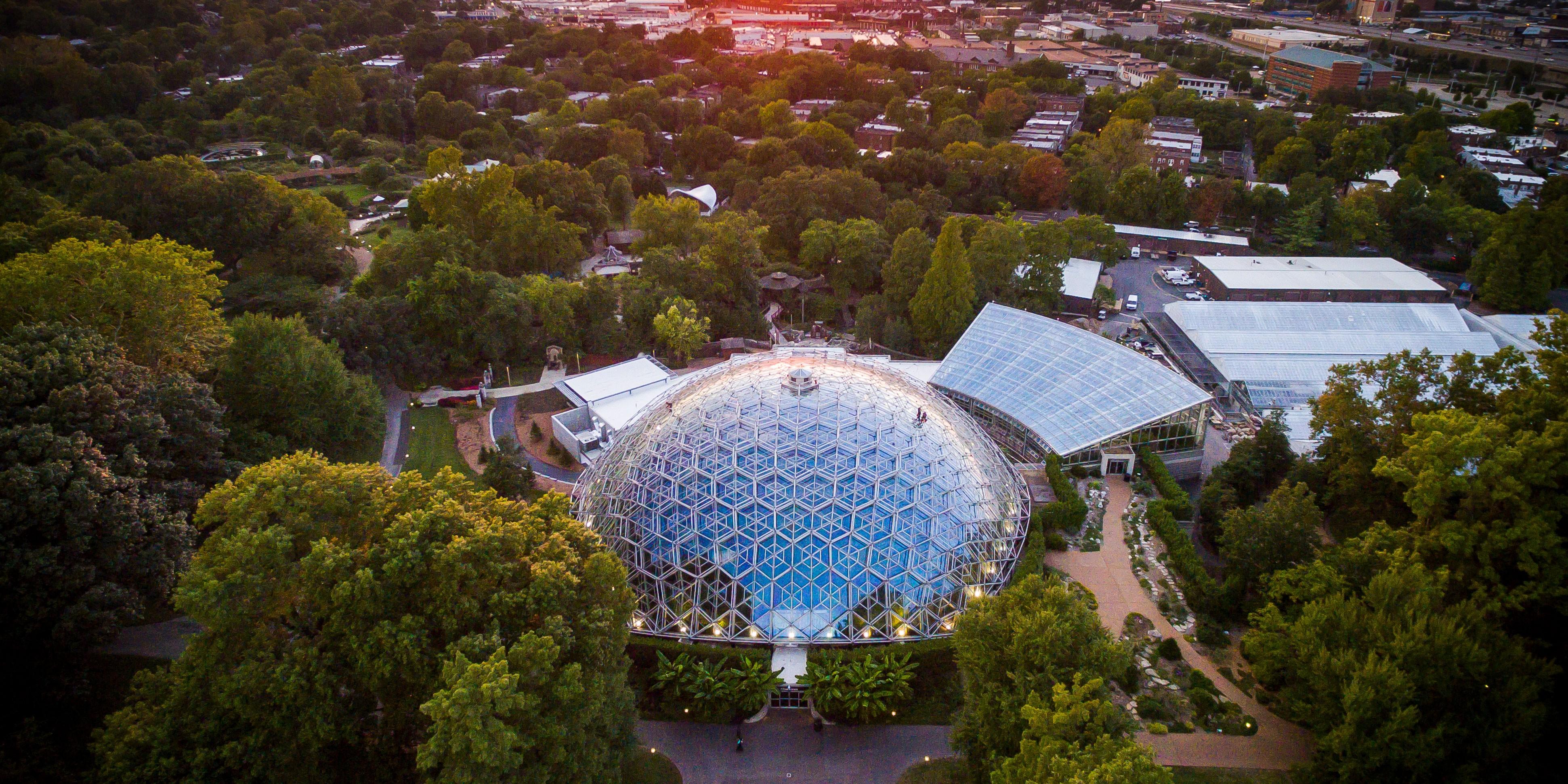Missouri Botanical Garden Linkedin