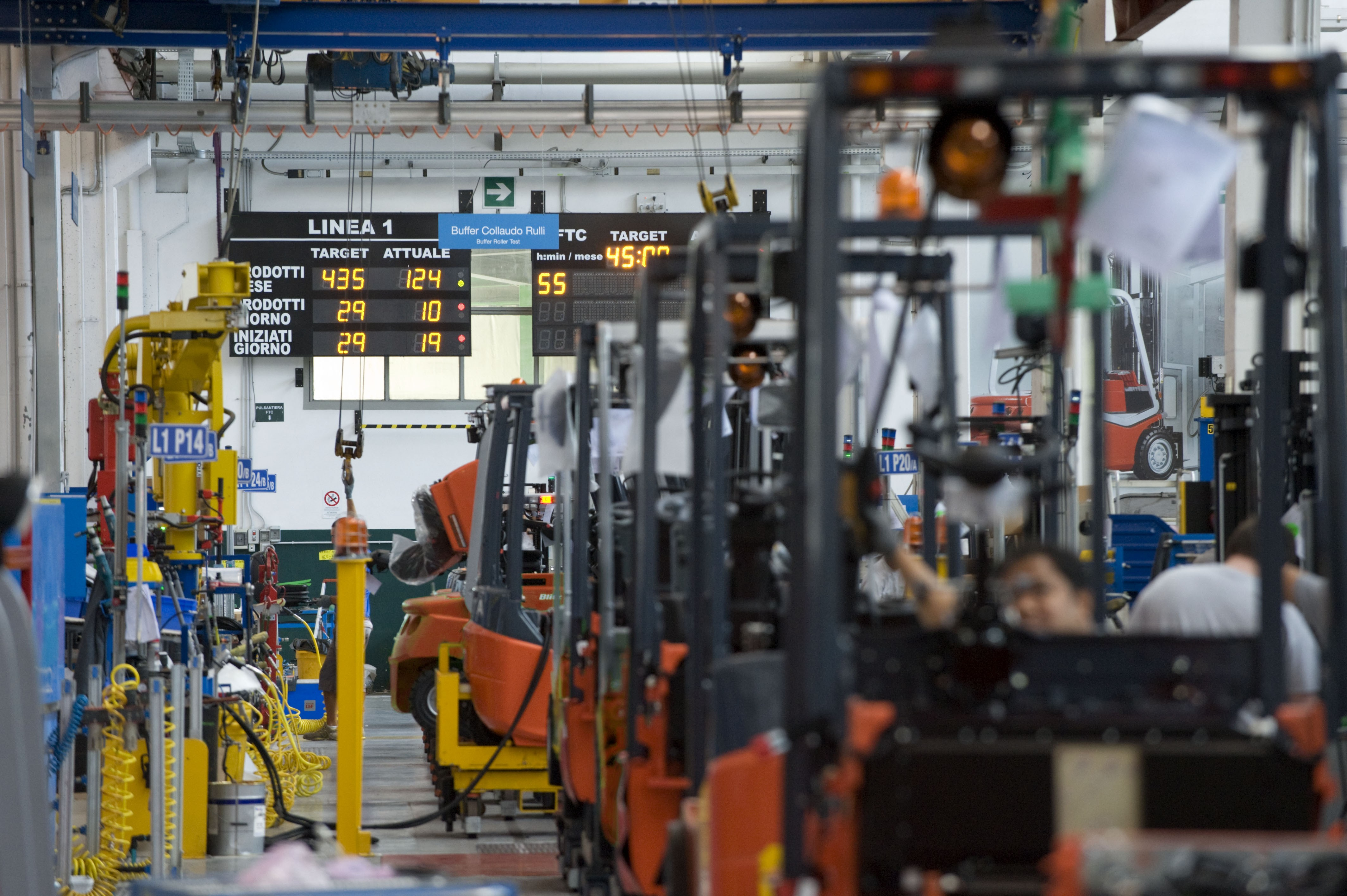 Toyota Columbus Indiana >> Toyota Material Handling Manufacturing Italy Spa Linkedin