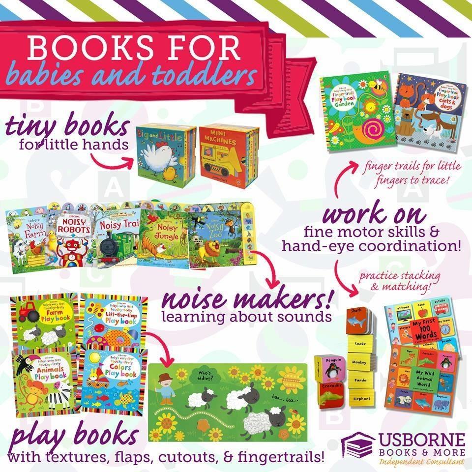Usborne Books More Children S Book Independent Consultant Linkedin