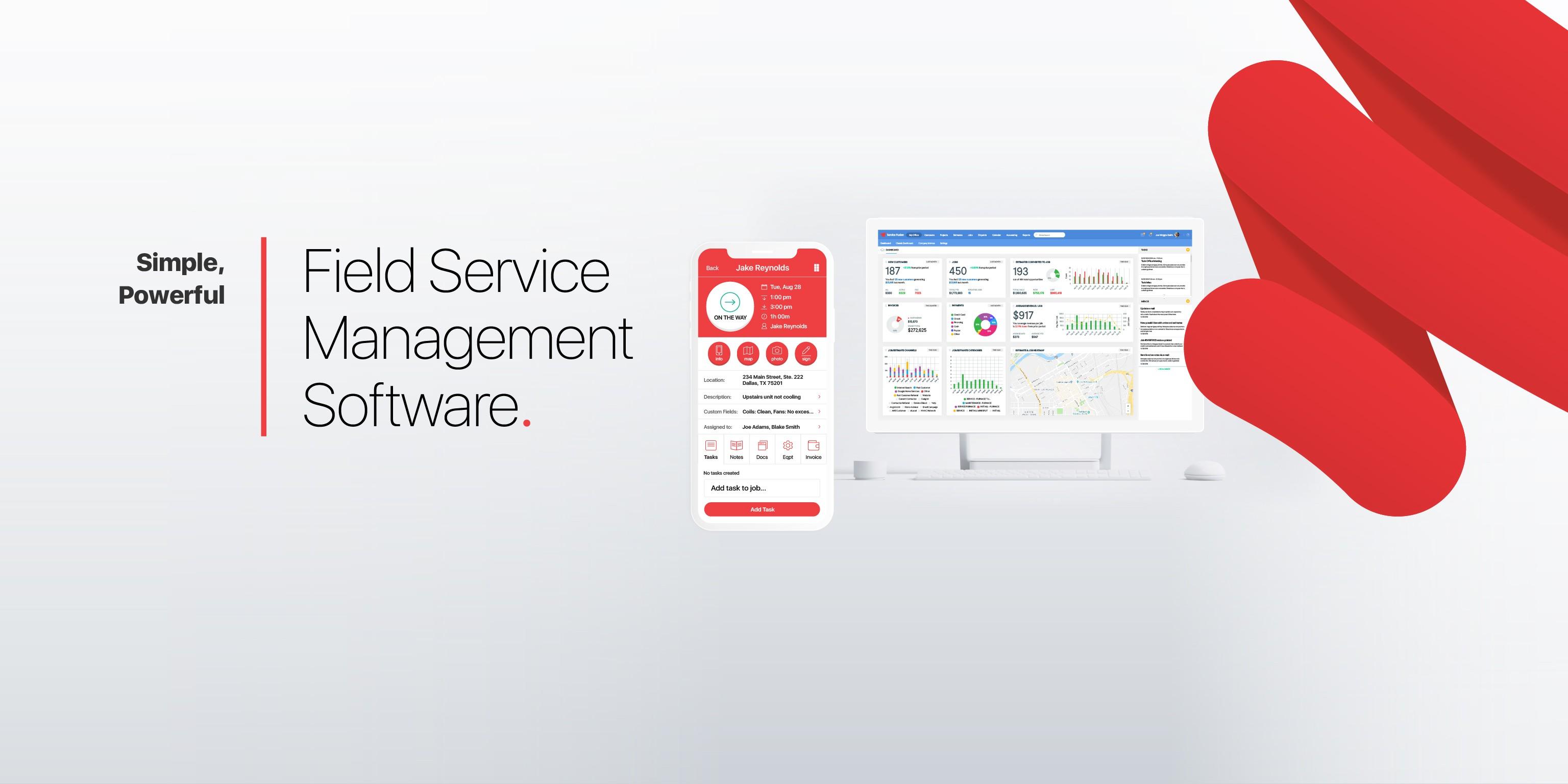 Service Fusion Linkedin