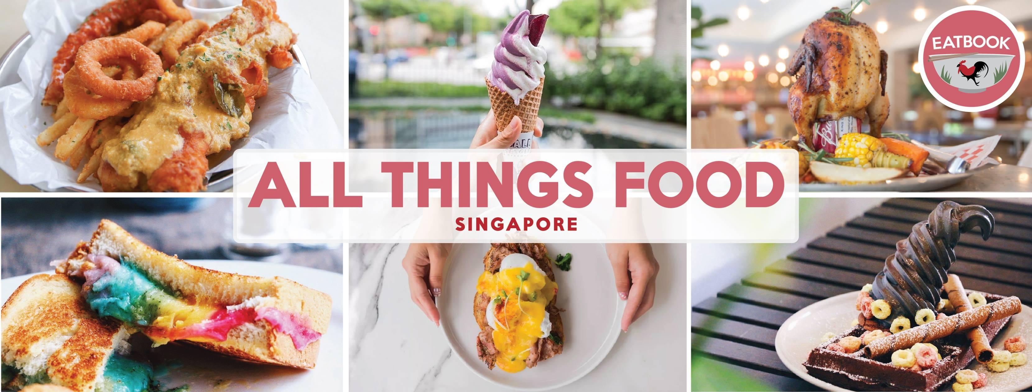 Eatbook SG | LinkedIn