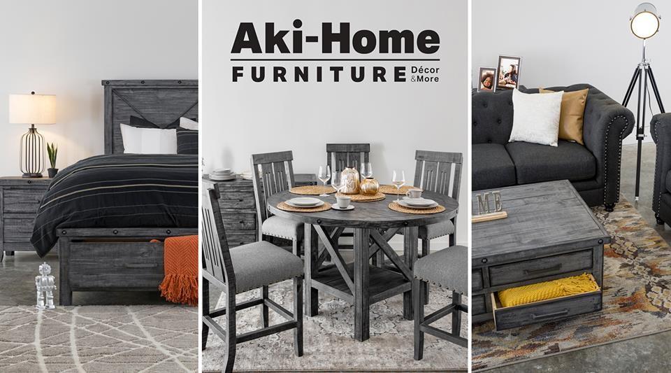 Aki Home 领英, Aki Home Furniture Locations