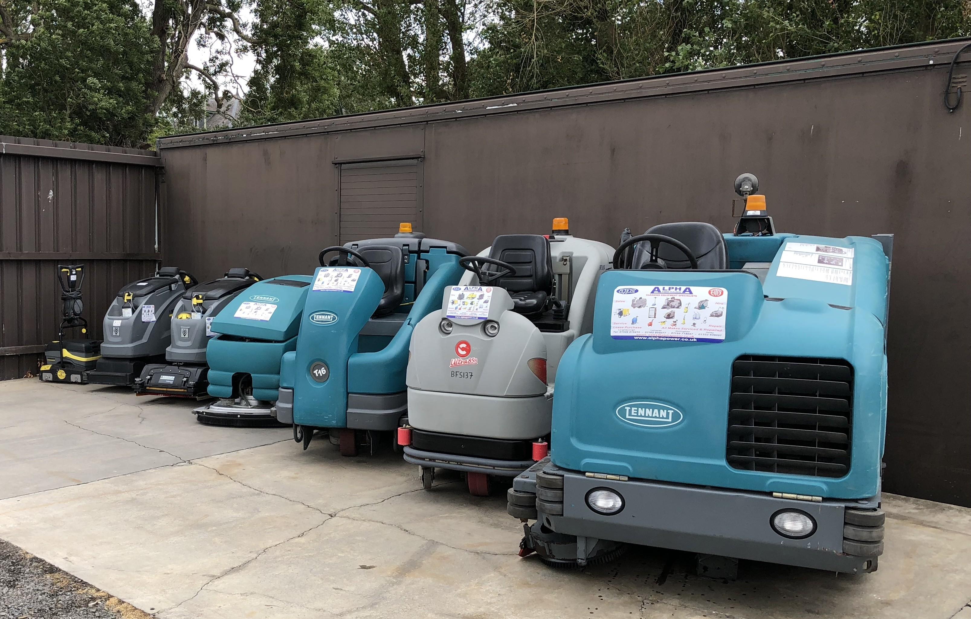Alpha Power Cleaners Ltd | LinkedIn