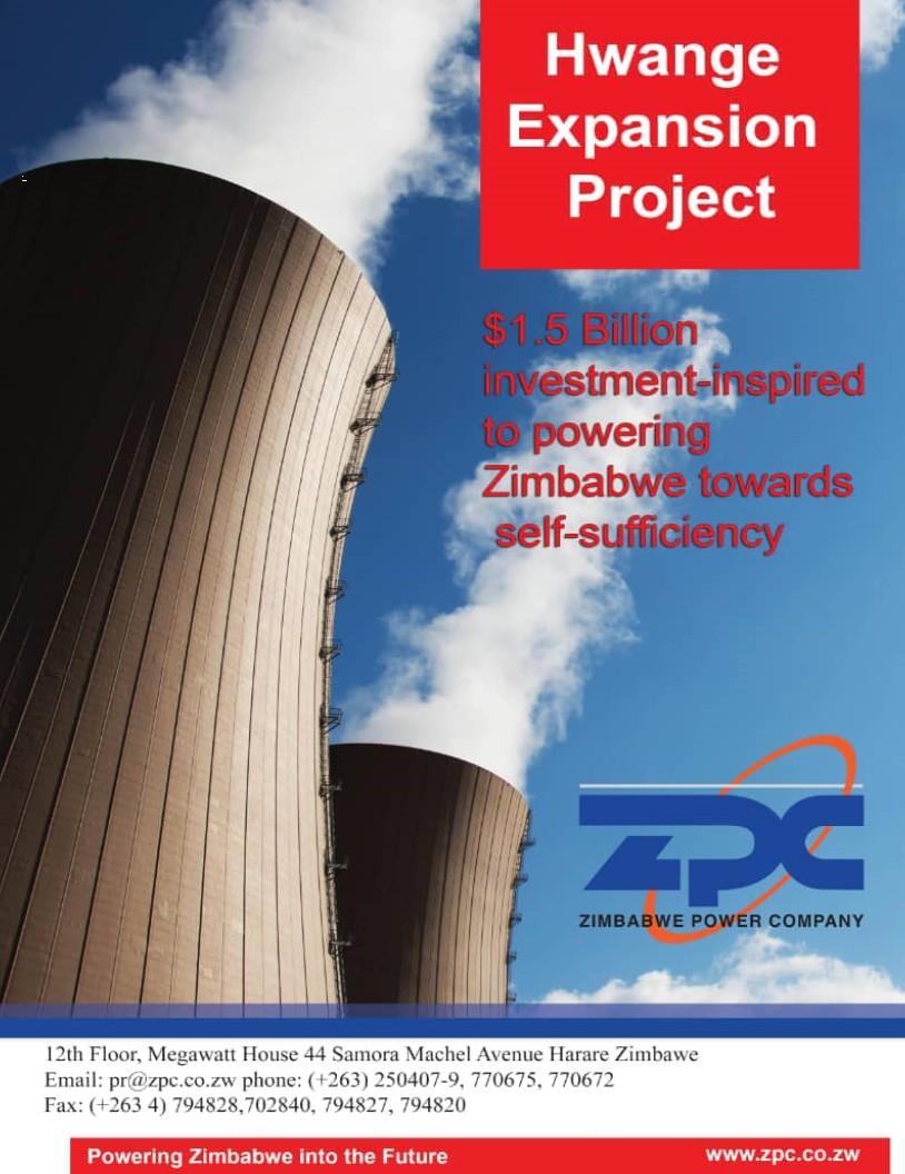 Zimbabwe Power Company - iHarare Jobs