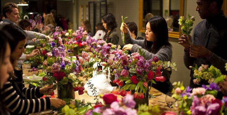 Flowerschool New York Linkedin
