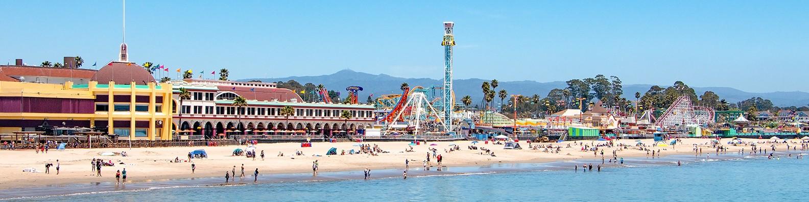Santa Cruz Beach Boardwalk Linkedin