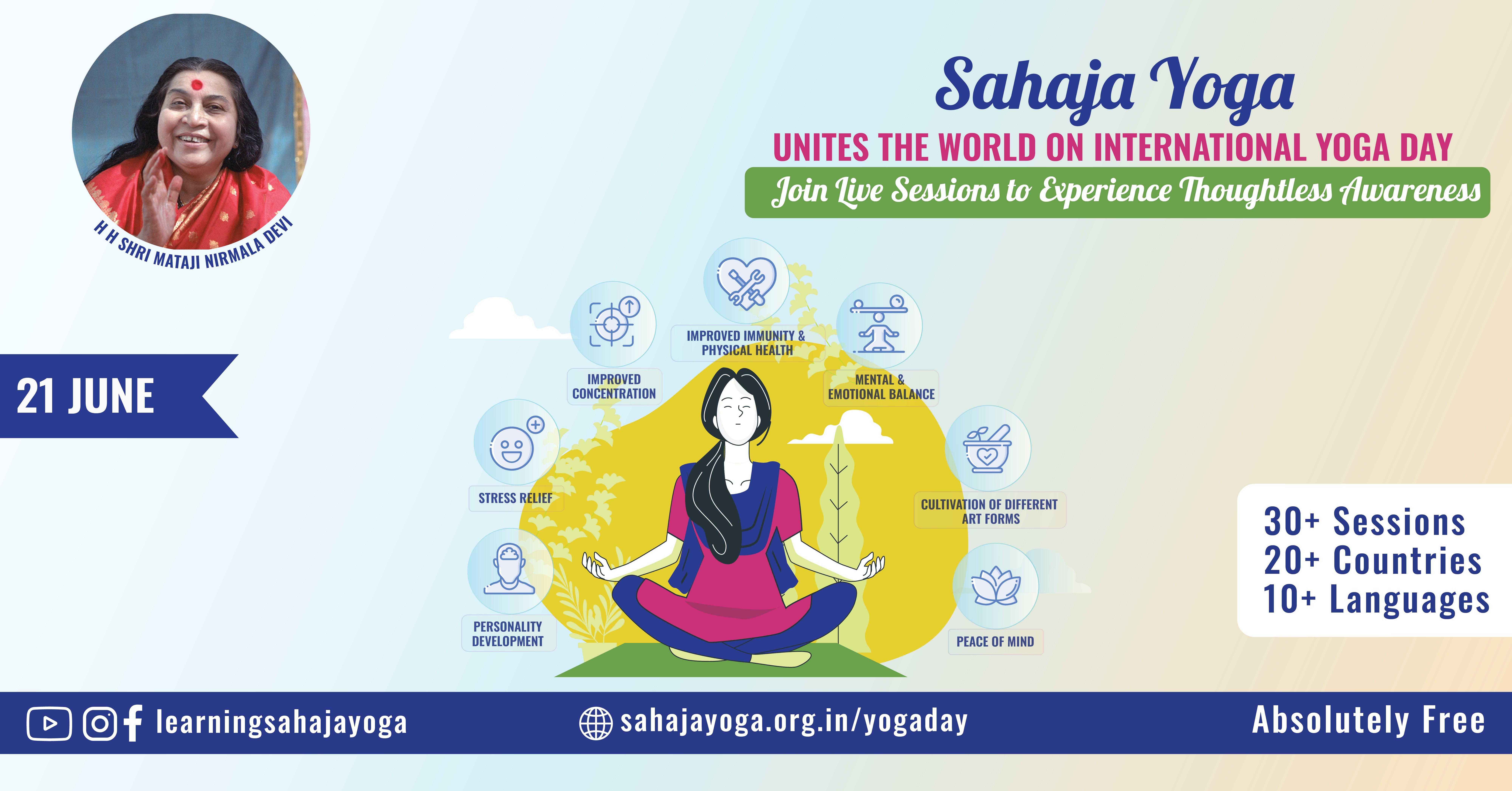 Sahaja Yoga Meditation Linkedin