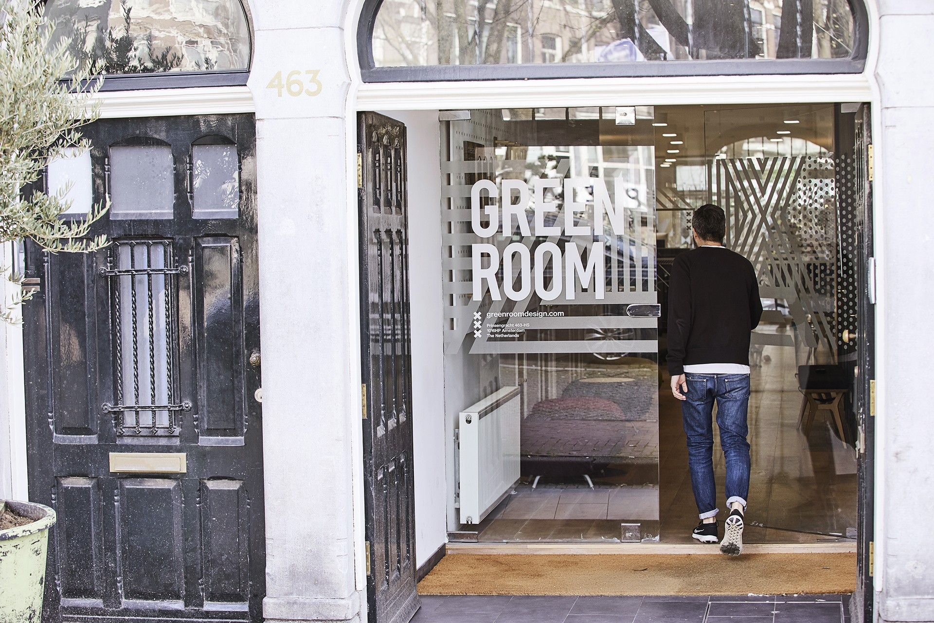 Green Room Design Linkedin