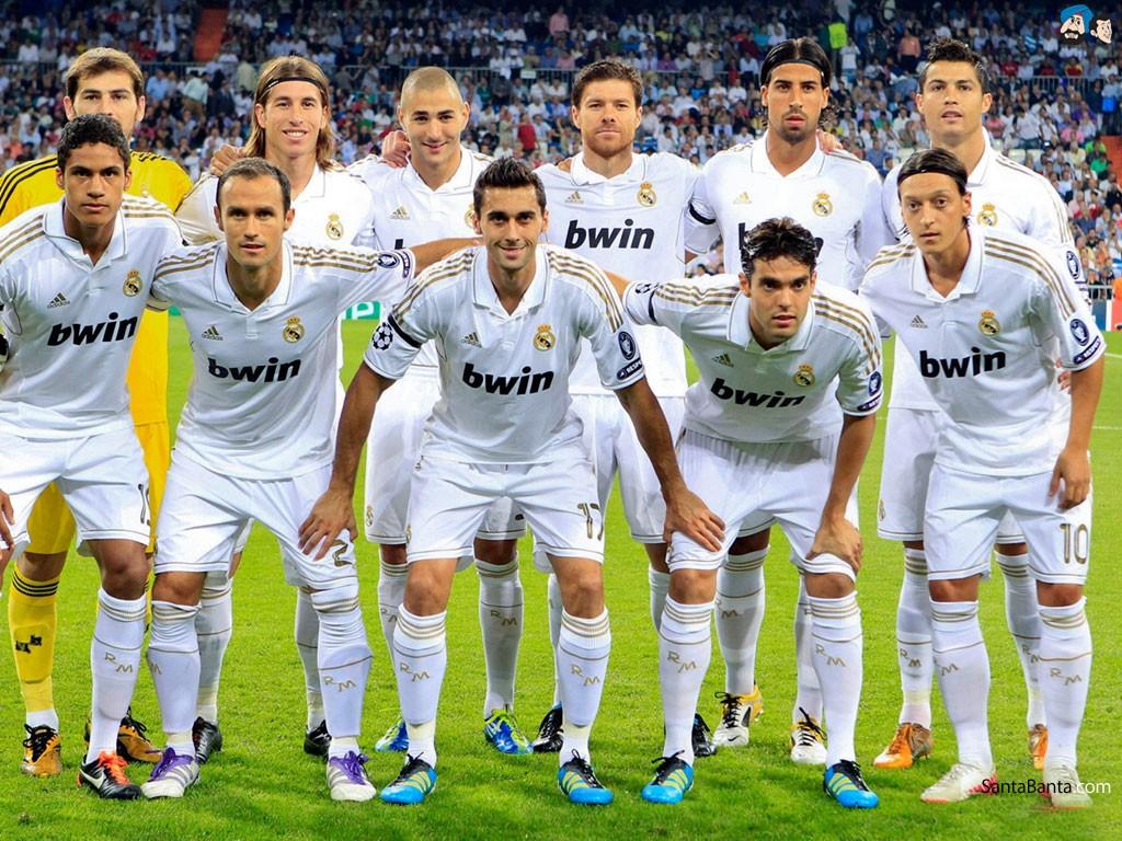 Real Madrid Fc Linkedin