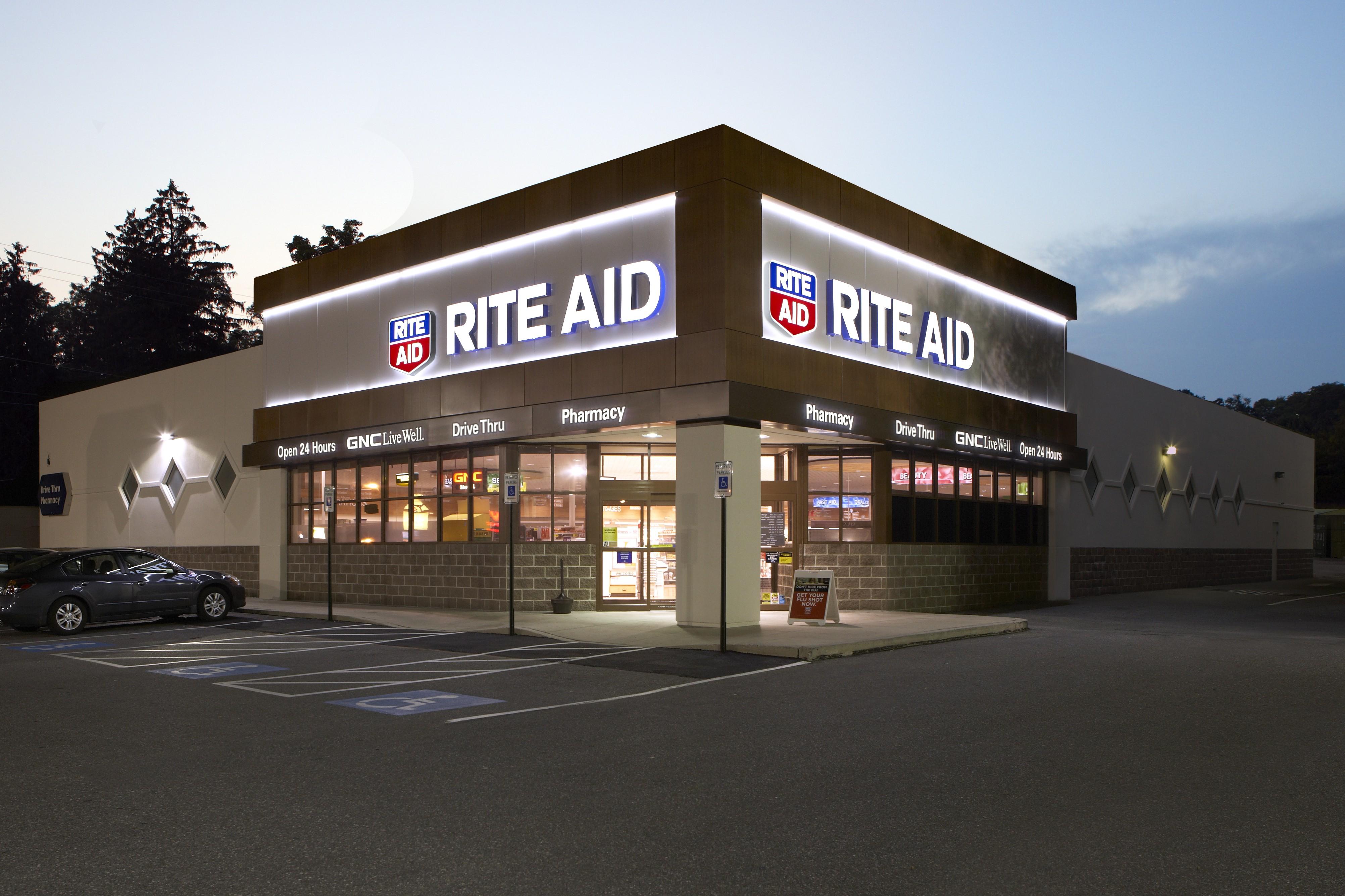 rite aid thanksgiving hours