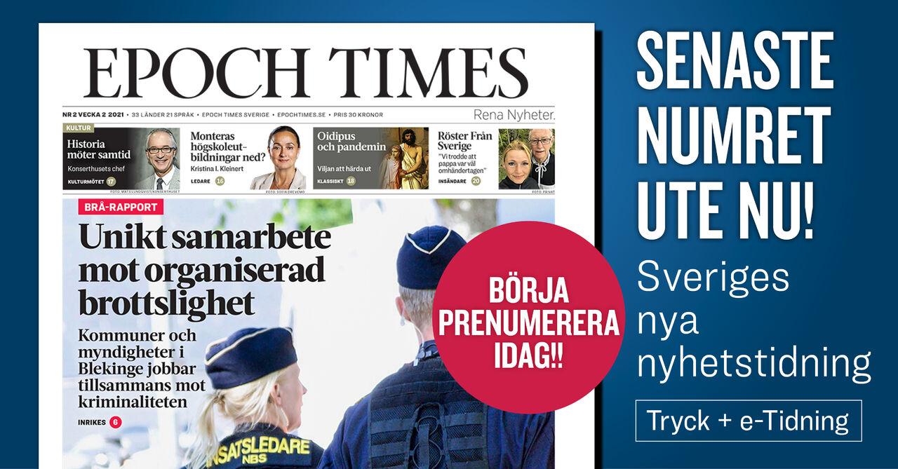 Epoch Times Sverige