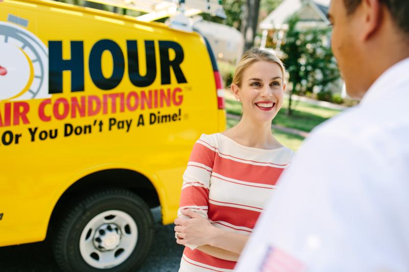One Hour Heating Air Conditioning Hampton Roads Linkedin