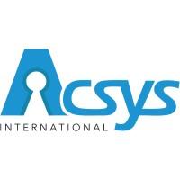 ACSYS TECH logo