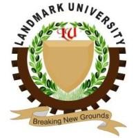 Landmark University Recruitment 2021 & Jobs Vacancies (5 Positions)