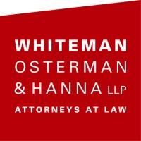 Whiteman Osterman & Hanna LLP   LinkedIn