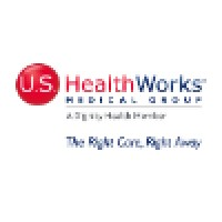 U.S. HealthWorks logo