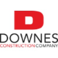 DOWNES CONSTRUCTION logo