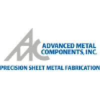 ADVANCED METAL COMPONENTS logo