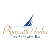 Plymouth Harbor On Sarasota Bay logo