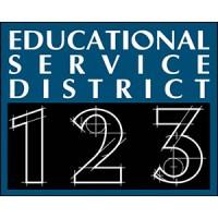 Educational Service District 123 logo