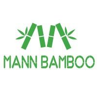reutilizável mann bambu