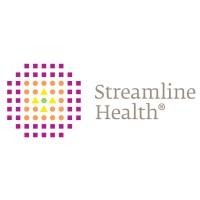 Streamline Health logo