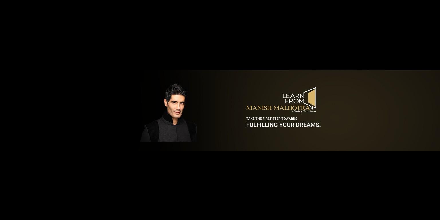 Learn From Manish Malhotra Linkedin