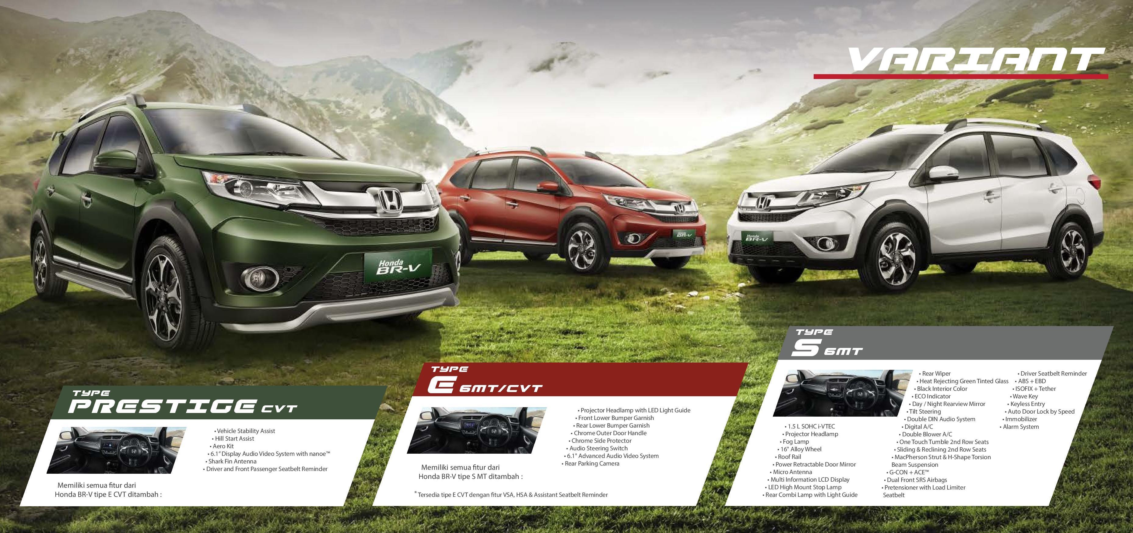 Kelebihan Kekurangan Harga Mobil Honda Brv Spesifikasi