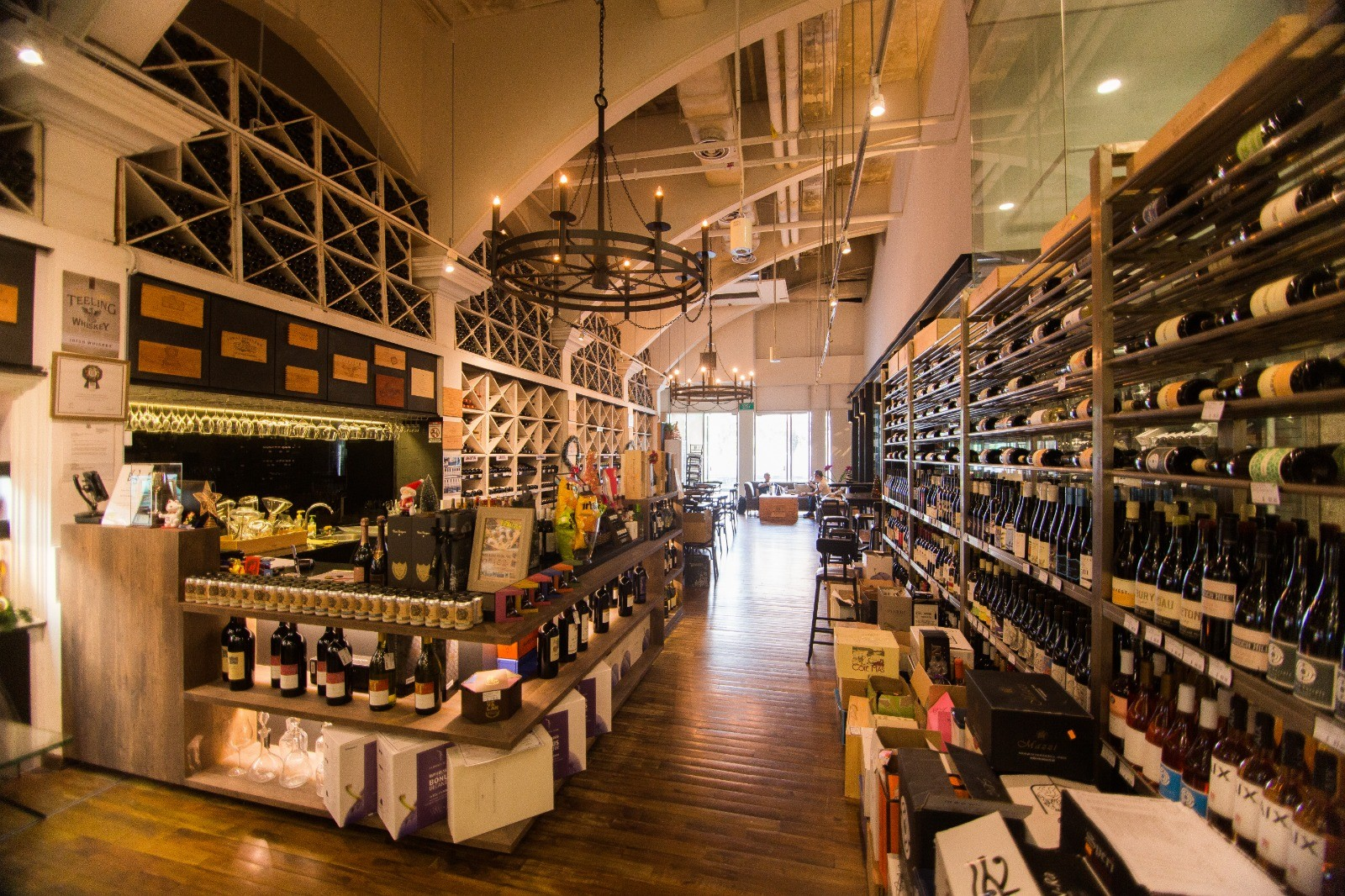 The Straits Wine Company - Wine Shops in Singapore