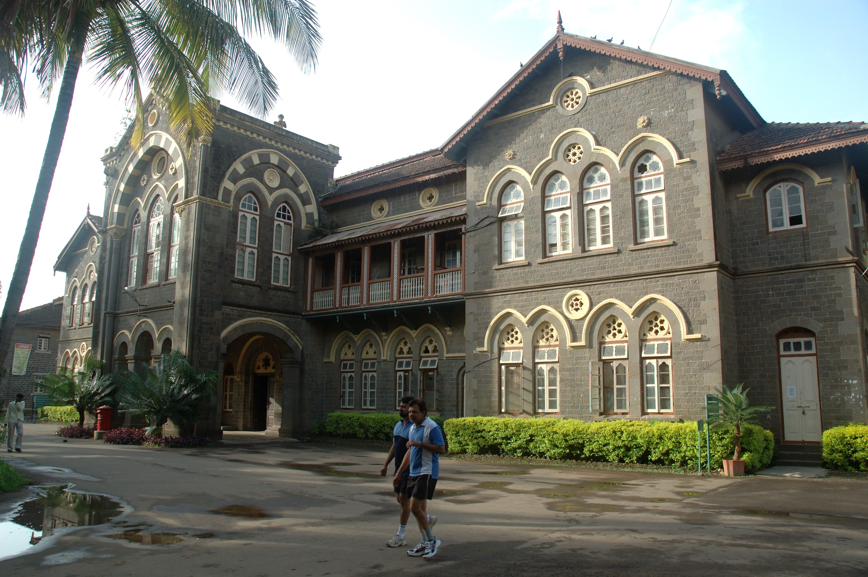 Fergusson College Mission Statement, Employees and Hiring | LinkedIn