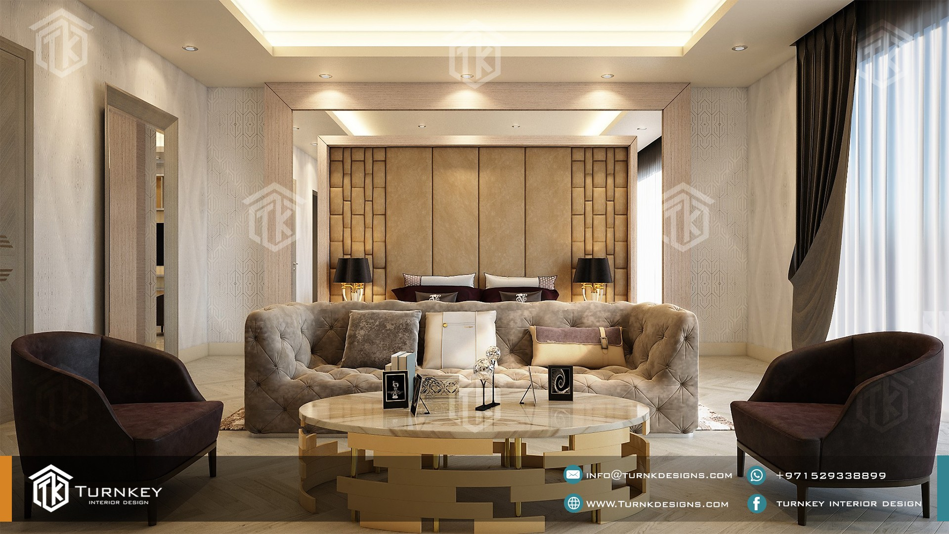 Turnkey Interior Design L L C Linkedin